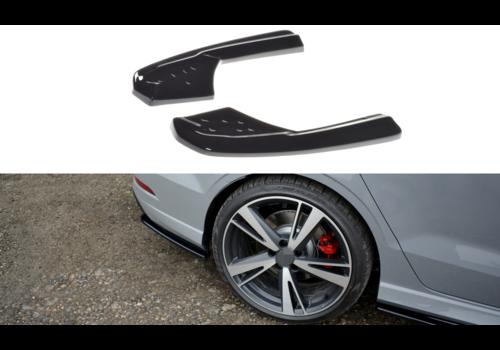 Maxton Design Rear splitter für Audi RS3 8V