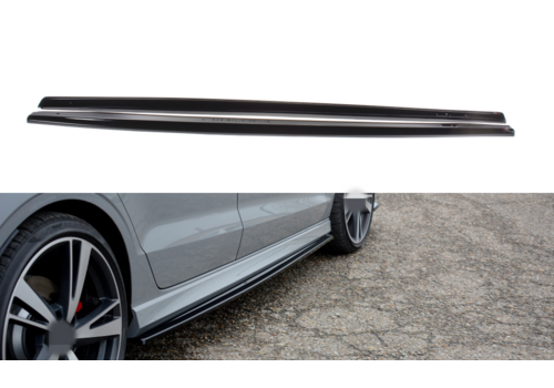 Maxton Design Side skirts Diffuser for Audi RS3 8V