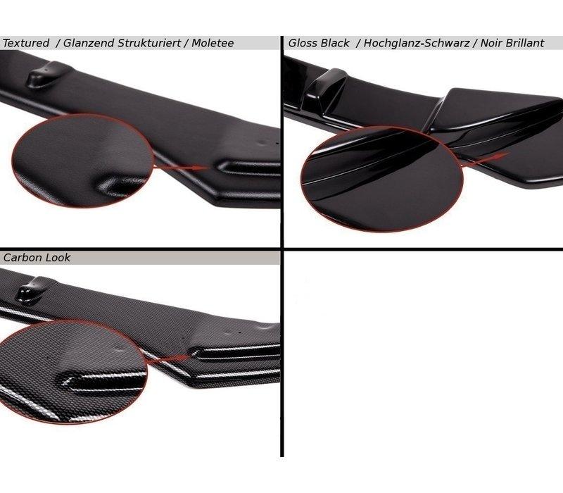 Aggressive Diffuser voor Audi A7 Facelift S line