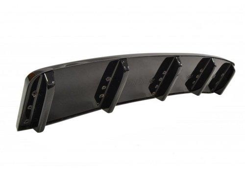 Maxton Design Aggressive Diffusor für Audi A7 Facelift S line