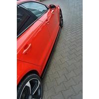 Seitenschweller Diffusor für Audi A7 Facelift S line / S7