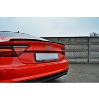 Tailgate spoiler lip for Audi A7 / S7 / RS7