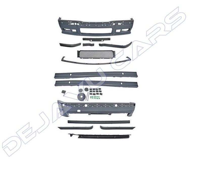 M3 Look Body Kit voor BMW 3 Serie E36