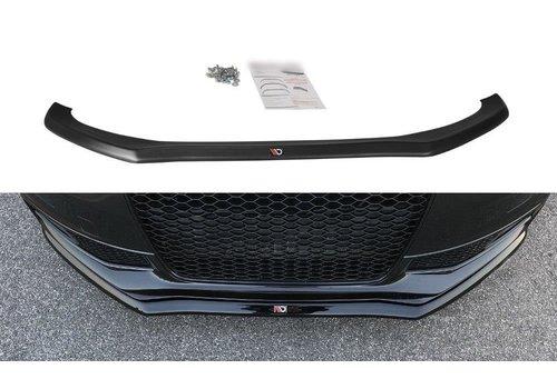 Maxton Design Front splitter V.1 für Audi S4 B8.5 / S line