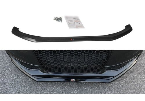 Maxton Design Front splitter V.1 voor Audi S4 B8.5 / S line