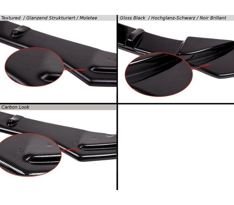 Front splitter V.2 voor Audi S4 B8.5 / S line