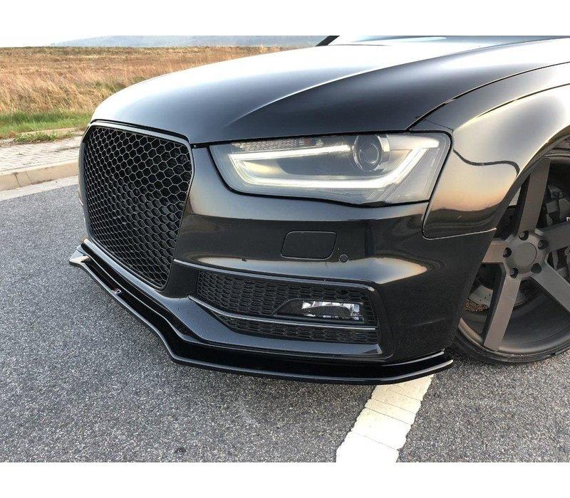 Front splitter V.2 für Audi S4 B8.5 / S line