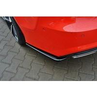 Rear splitter für Audi A7 Facelift S line
