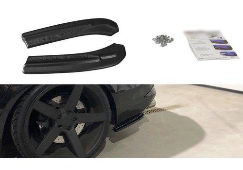 Maxton Design Rear splitter voor Audi S4 B8.5 / S line