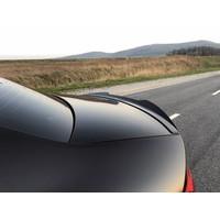 Tailgate spoiler lip for Audi S4 B8.5
