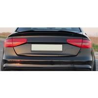 Achterklep spoiler lip voor Audi S4 B8.5