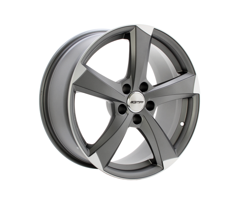 GMP ICAN - Rotor Look Wheels