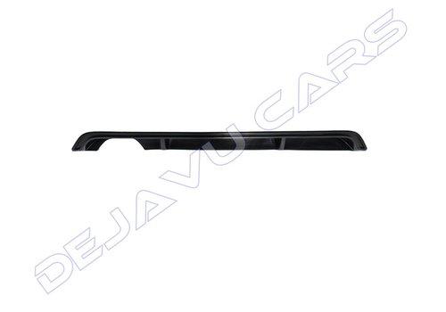 DEJAVU CARS - OEM LINE R line Look Diffuser for Volkswagen Golf 7 R line