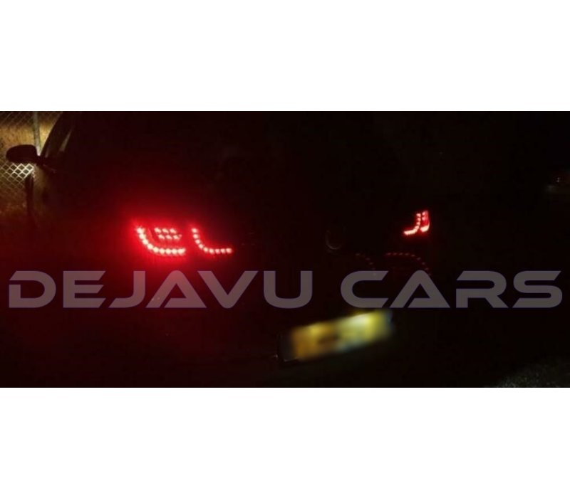 R20 / GTI Look LED Tail Lights for Volkswagen Golf 5