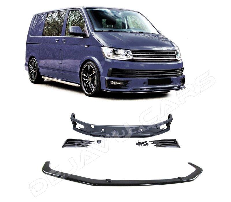 Sportline Look Front bumper for Volkswagen Transporter T6