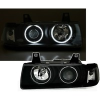 Xenon look Scheinwerfer mit CCFLAngel Eyes für BMW 3 Serie E36