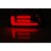 Rood/Wit LED BAR Achterlichten voor BMW 3 Serie E36