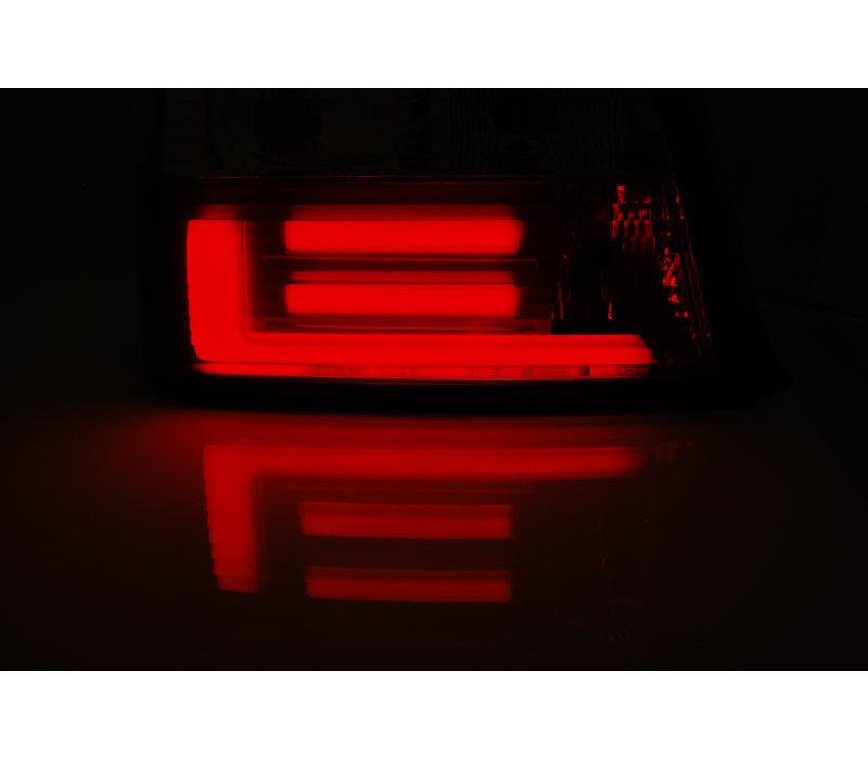 Rot / Weiss LED BAR Rückleuchten für BMW 3 Serie E36