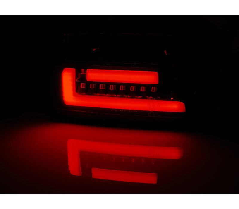 Smoke LED BAR Tail Lights for BMW 3 Series E36