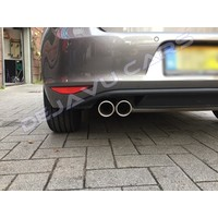 S line Look Exhaust tips