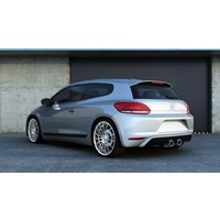 R20 Look Diffuser  for Volkswagen Scirocco 3