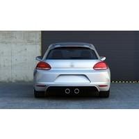 R20 Look Diffuser voor Volkswagen Scirocco 3