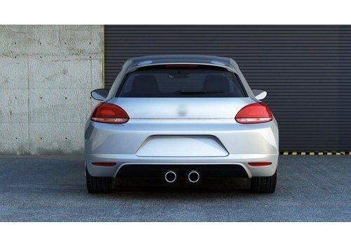 Maxton Design R20 Look Diffuser  for Volkswagen Scirocco 3