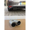 OEM LINE S line Look Exhaust tips