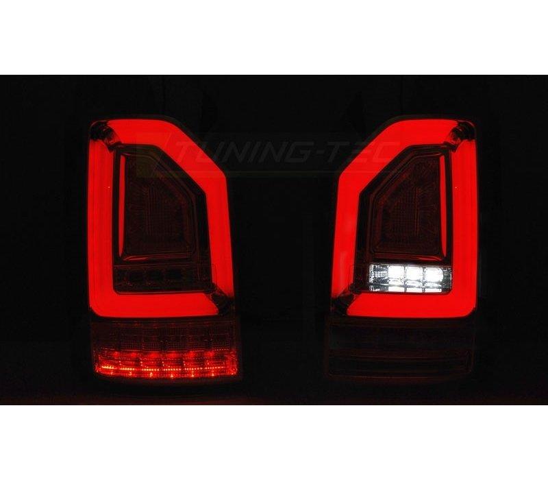 Dynamische LED Achterlichten voor  Volkswagen Transporter T6