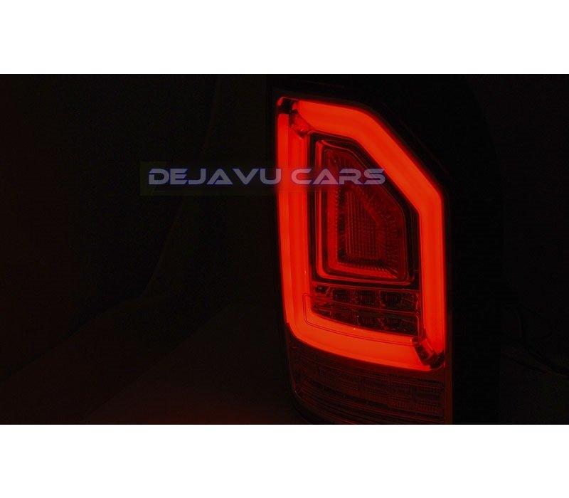 Dynamisch LED Rückleuchten für Volkswagen Transporter T6