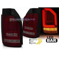 Dynamic LED Tail Lights for Volkswagen Transporter T6