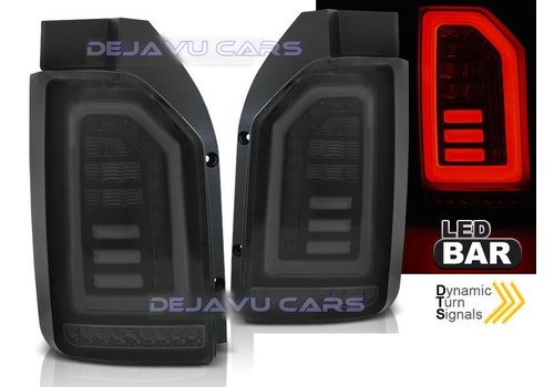 OEM LINE® Dynamische LED Achterlichten voor  Volkswagen Transporter T6