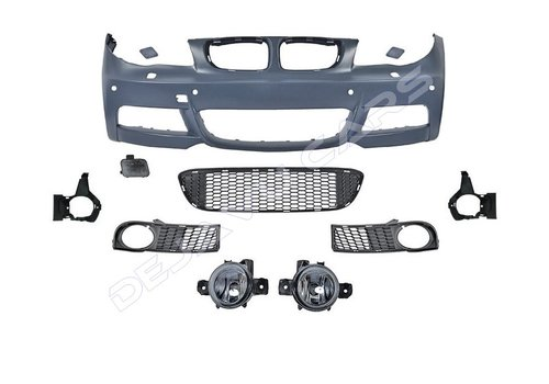 OEM LINE M-Tech Look Front bumper for BMW 1 Series E82 / E88