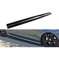 Side skirts Diffuser for Audi A6 C7 4G S line / S6