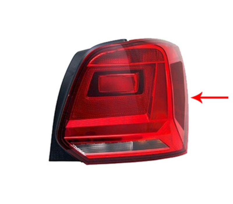 6C GTI Look abgedunkelte Rückleuchten für Volkswagen Polo 6R / 6C
