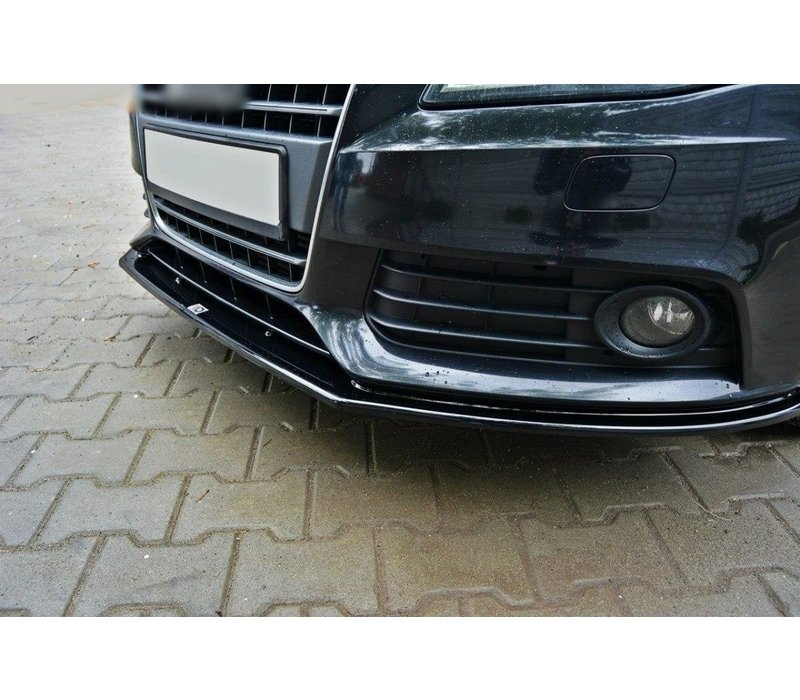 Front splitter für Audi A4 B8