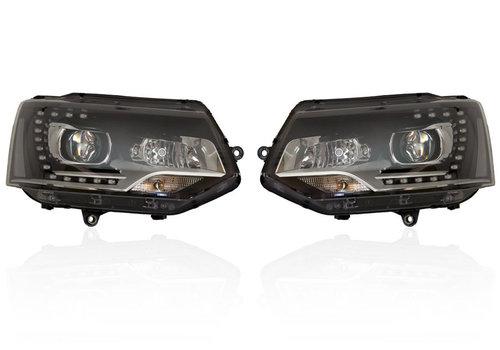 DEJAVU CARS - OEM LINE D3S LED Bi-Xenon Koplampen voor Volkswagen Transporter T5