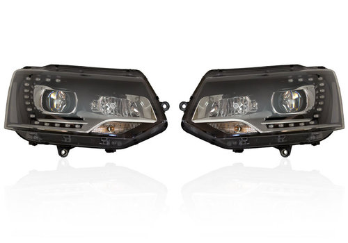 OEM LINE D3S LED Bi-Xenon Headlights for Volkswagen Transporter T5