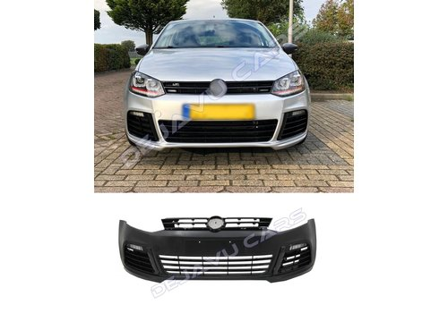 OEM LINE R20  Look Front bumper for Volkswagen Polo 5 (6R/6C)