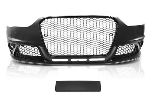 OEM LINE RS4 Look Front bumper for Audi A4 B8.5
