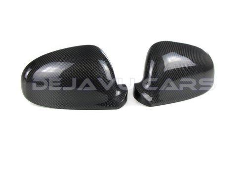 OEM LINE Carbon mirror caps for Volkswagen Golf 5