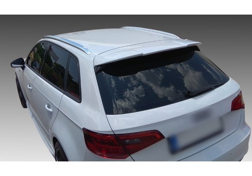OEM LINE RS3 Look Roof spoiler for Audi A3 8V
