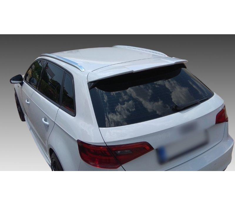 RS3 Look Dachspoiler für Audi A3 8V Sportback