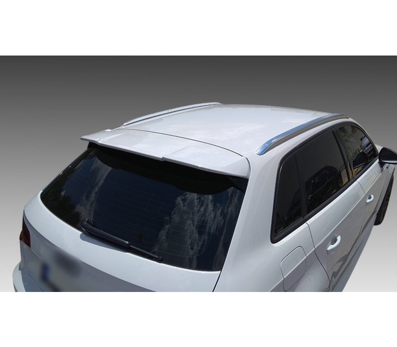 RS3 Look Roof spoiler for Audi A3 8V