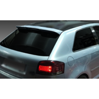 RS3 Look Roof spoiler for Audi A3 8P