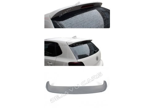 OEM LINE R Line / GTI Look Roof Spoiler for Volkswagen Polo 5 (6R/6C)