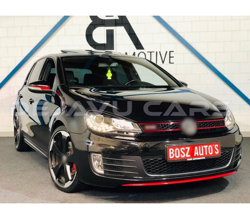 R20 / GTI Xenon Look LED Headlights for Volkswagen Golf 6