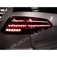 Facelift Dynamische LED Achterlichten voor  Volkswagen Golf 7 & 7.5