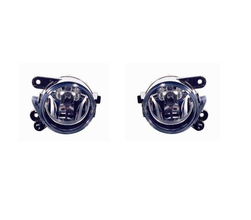 Fog lights for Volkswagen Golf 5 GTI / Scirocco / Jetta / Amarok / Up