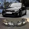 DEPO R20 / GTI Xenon Look LED Koplampen voor Volkswagen Golf 6